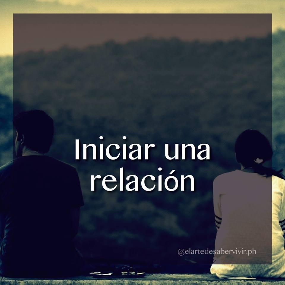 una relación